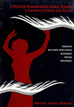 Cinco piezas flamencas para piano